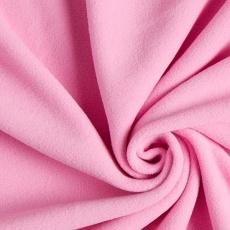 11. FLEECE, šířka 150cm růžová