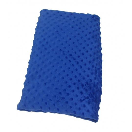 Minky, šířka 160cm - 11 granát  350g/m2