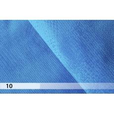 Velvet modrá 10