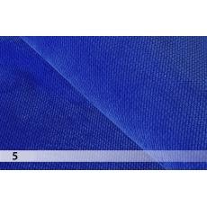 Velvet modrý 5