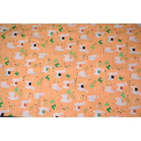 100% bavlněné plátno šíře 160cm lamy