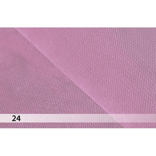Velvet starorůžová 24