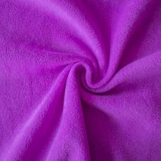 20. FLEECE šířka 150cm světle fialová